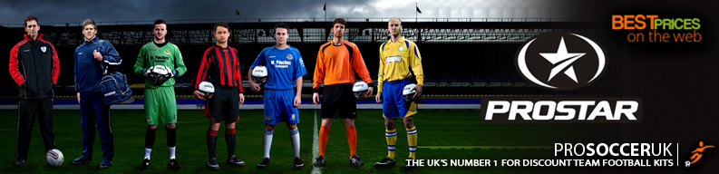 Cheap Prostar Team Football Kits