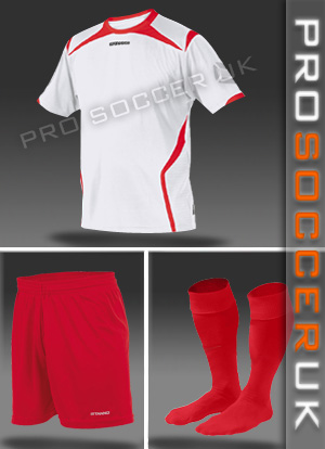 Stanno Short Sleeve Football Kits