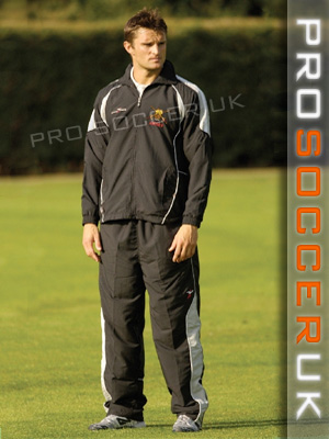 Precision Football Tracksuits