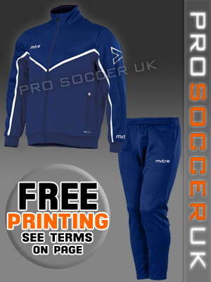 Mitre Football Tracksuits