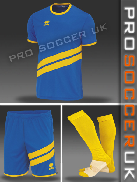Errea Short Sleeve Kits