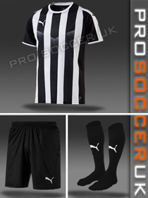 Puma Short Sleeve Football Kits