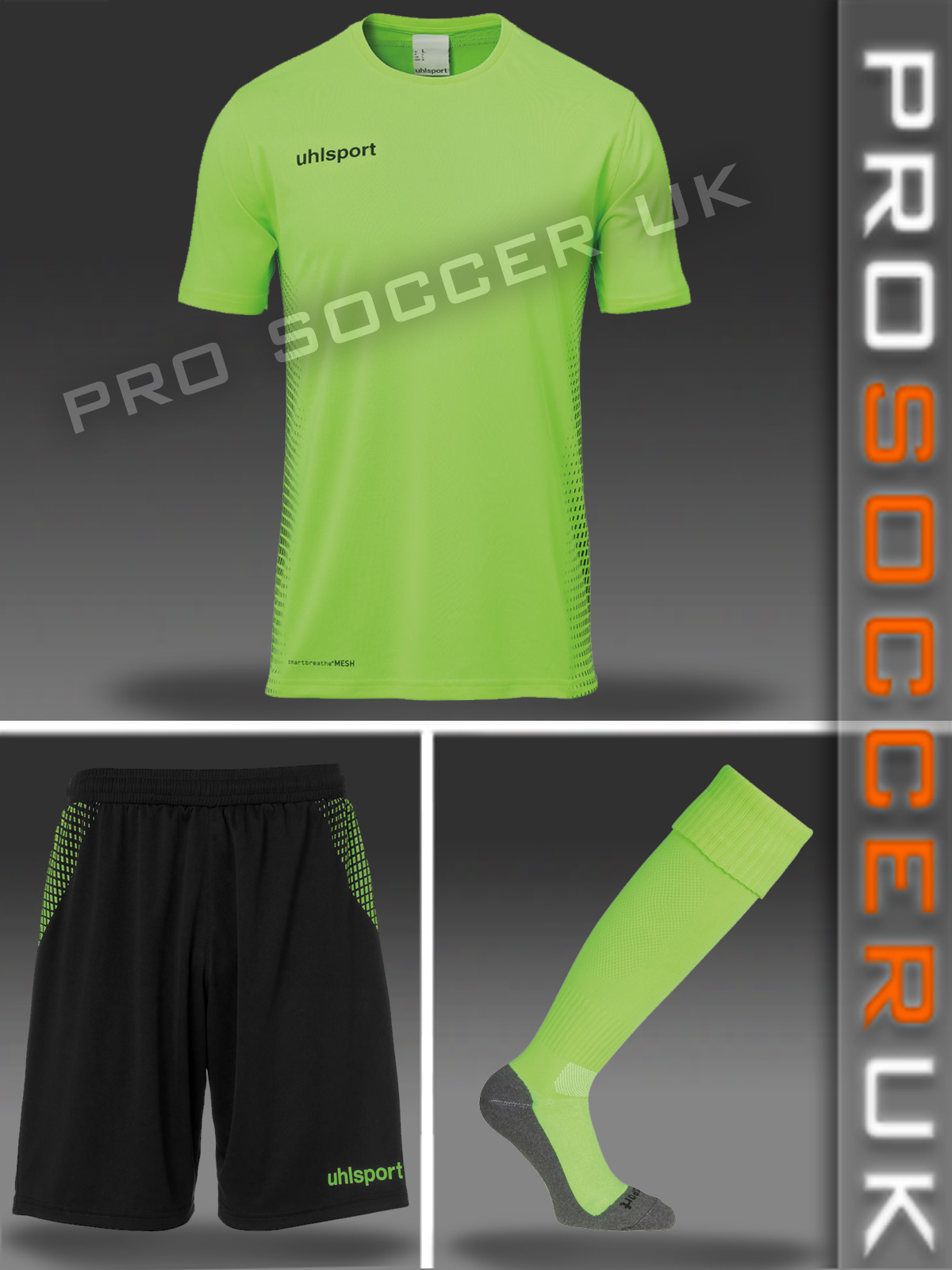 uhlsport Short Sleeve Football Kits