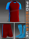Legend 2 Short Sleeve Discount Football Kits