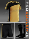 Striker II Short Sleeve Discount Football Kits