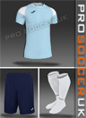 Joma Crew III Short Sleeve Strip