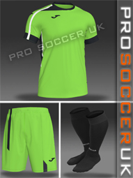 Joma Roma II Short Sleeve Kit