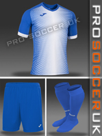 Joma Supernova Short Sleeve Strip