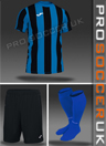 Joma Inter Short Sleeve Strip