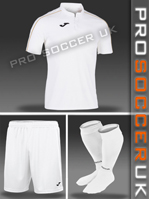 Joma Gold Short Sleeve Strip