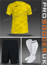 Joma Grafity Short Sleeve Strip
