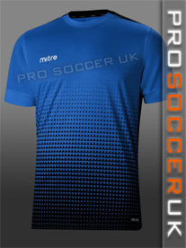 Mitre Ascent Short Sleeve Jersey