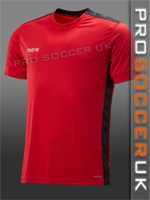 Mitre Charge Short Sleeve Jersey