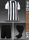 Joma Copa Short Sleeve Strip