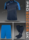 Joma Essential Short Sleeve Strip