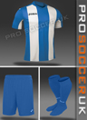 Joma Pisa Short Sleeve Strip
