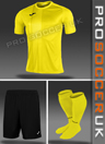 Joma Tiger Short Sleeve Strip