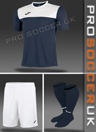 Joma Winner Short Sleeve Strip