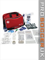 Precision Run On Touchline Medi Bag + Medical Kit A