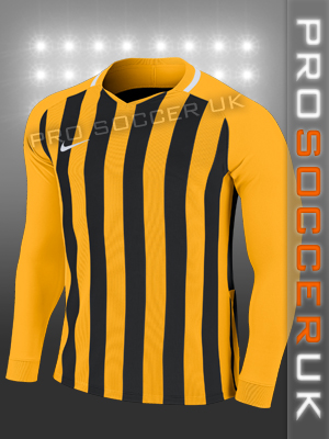 Nike Striped Division III Game Jersey