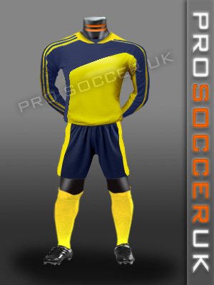 Striker II 6 Aside Football Kit